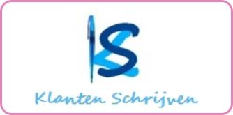 Logo Klanten Schrijven
