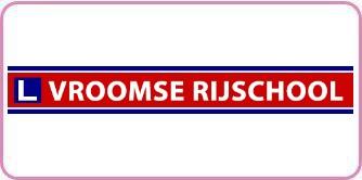 Logo Vroomse Rijschool