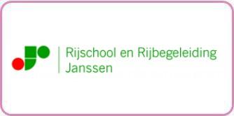Logo Rijschool en rijbegeleiding Janssen