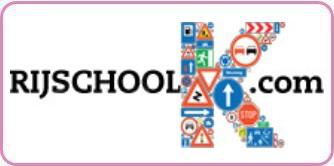 Logo Rijschool K .com