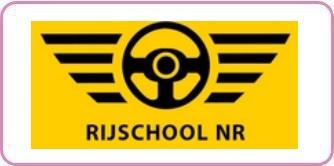 Logo Rijschool NR